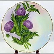 """Jaeger Bavaria """"Louise"""" Artist Signed Plate"""