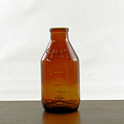 Anchor Hocking Circa 1959 Clapp's Bottle
