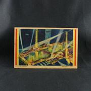 National Tea Co. Advertising Post Card Century of Progress 1933