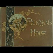 Bunyan's Home by John Brown, D.D. Printed in Bavaria