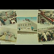 SOLD Vintage Paris Inn Los Angeles California and Bert Rovere