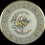 Boehm Birds Lenox Limited Edition Meadowlark Plate (NOW ON SALE)