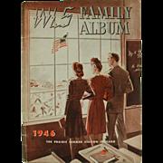 SALE WLS The Prairie Farmer Station Family Album 1946  (SALE)
