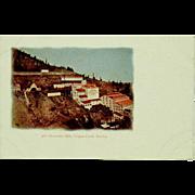 Cripple Creek Economic Mill Undivided Back Post Card