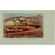 Cripple Creek Independence Mine and Battle Mountain