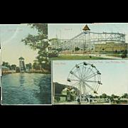 San Antonio Electric Park Amusement Park