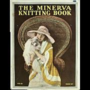 The Minerva Knitting Book Vol. III Copyright 1919 Original