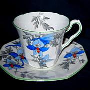 Melba - Azure Fairy - Teacup Set