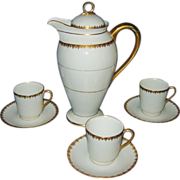 Limoges Dawo & Otter- Elite Works - Coffee Service