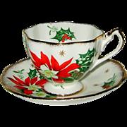 SALE Queen Anne - Noel - Teacup set