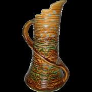 SALE Beswick Pottery - Tall Handled Vase