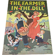 1939 The Farmer in the Dell Children's Book