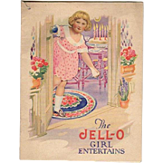 The Jello Girl Entertains Booklet Rose O'Neill