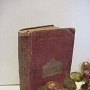 SOLD Antique 1853 Carl Krinken His Christmas Stocking Susan Warner Victorian Book Holiday &amp