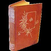 Antique Victorian Scotland Moral Book 1867 The Orphans of Glen Elder A Scottish Story Margaret Robertson