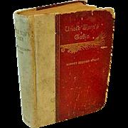 SOLD Antique 1893 Uncle Tom's Cabin Black Americana Negro Harriet Beecher Stowe Slavery Victor