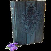 SOLD 1884 Victorian Actress Actor Ellen Terry Ladies Reciter Dramatic Readings Verses Poetry S