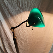 Emeralite #4378 Heavy Fancy Floor Lamp