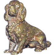 REDUCED Bronze Male Dog (Spaniel,  Setter or Retriever), Looking For You!