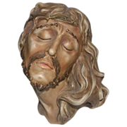 "SOLD Antonio Borsato - ""Head Of Christ"" -"