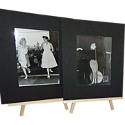 TWO Photos - Marilyn Monroe On Stage - And Marilyn Monroe and  Jane Russell At Grauman's ...