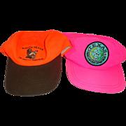 Larry Hagman Estate - Texas Baseball Caps