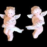 Heaven Sent Bisque Angels