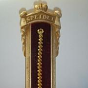 Vintage Speidel Store Display & Watch Band.