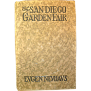 SALE The San Diego Garden Fair