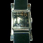 SALE PENDING Vintage Lord Elgin OXFORD Wristwatch