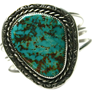 Native American Turquoise Cuff