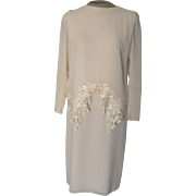 Light Pink Ursula of Switzerland Dress with  Lace