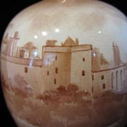 Doulton Burslem Hand Painted Vase