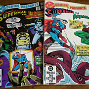 1982 Superman and Aquaman, Superman and the Legion of Super-Heroes