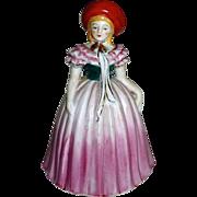 Occupied Japan Porcelain Southern Belle Figurine