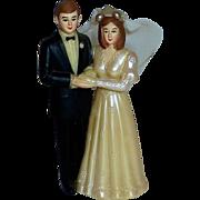 1940s Vintage Wedding Topper