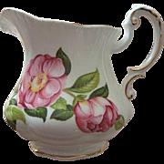 """Paragon China Creamer and Sugar Camellia Series """"Hana-Fuki"""""""