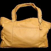 Wonderful Unused Liz Claiborne Leather Tote:Shopper:Purse:Handbag