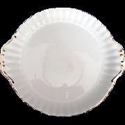 "Vintage Royal Albert ""Val D'Or"" Cake Plate"