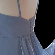 Vintage Jessica McClintock Full Length Gown Dress Ladies Size 4