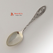 Girl's Friendly Society Souvenir Spoon Hipp Coburn Chicago 1920
