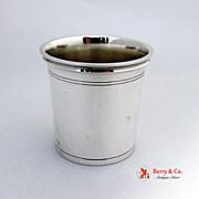 Danish Beaker Sven Toxvaerd 830 Silver 1959