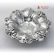 Francis I Medium Bon Bon Bowl Footed Sterling Silver Reed and Barton 1900