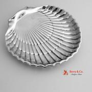 Gorham Bon Bon Shell Bowl Sterling Silver