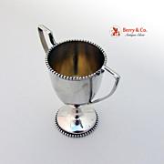 Sterling Silver Miniature Trophy