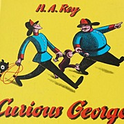 SOLD 1969 Curious George by H. A. Rey
