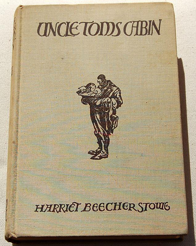 1929 Uncle Tom's Cabin Harriet Beecher Stowe
