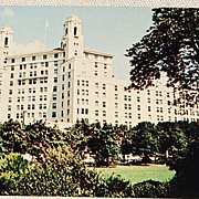 Vintage 1989 Arlington Hotel Hot Springs