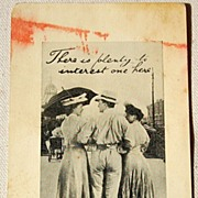 SOLD Vintage Post Card