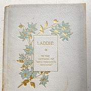 """SALE Laddie By The Author Of  """"Miss Toosey's Mission"""""""